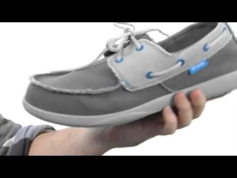 Crocs Walu Canvas Deck Shoe SKU:#8170011