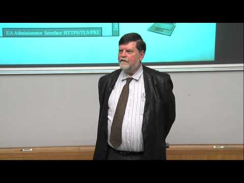 UWEE Research Colloquium: November 20, 2013 - William Simpson, Institute for Defense Analysis