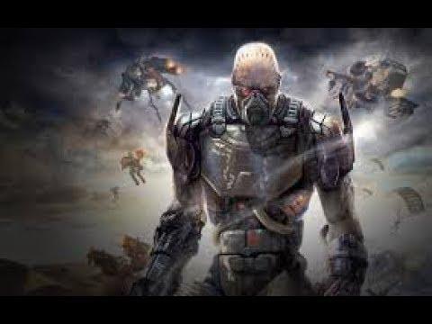 Quake Saga. Planeta Stroggos//Lore