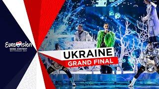 Go_A - Shum - LIVE - Ukraine 🇺🇦 - Grand Final - Eurovision 2021