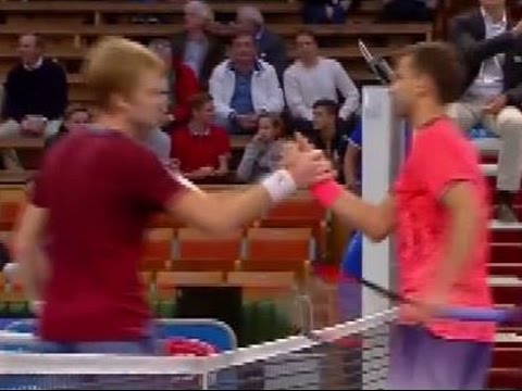 Grigor Dimitrov vs. Jurgen Zopp 6-3, 6-2 If Stockholm Open (R16) 19.10.2016.