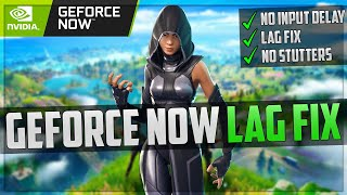 How To Fix Geforce Now Lag Guide 2020!  No Inputlag/delay/lag!  #geforcenowlagfix #geforcenow #ad