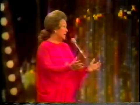 Ethel Merman, They Say It's Wonderful,  1975 TV Performance