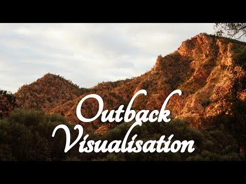 ASMR Outback Guided Visualisation (Flinders Ranges) ☀365 Days of ASMR☀