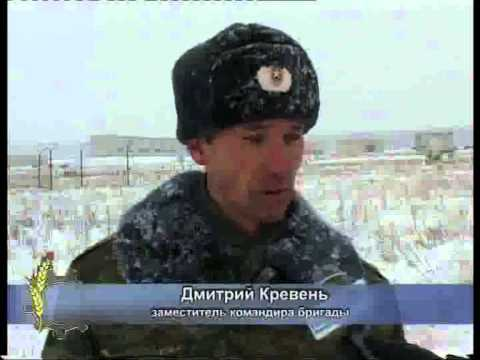 Служба по контракту 15 бригада