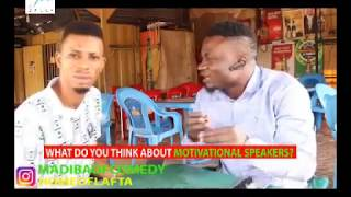 What do you think about Motivational Speakers - Madiba of Comedy