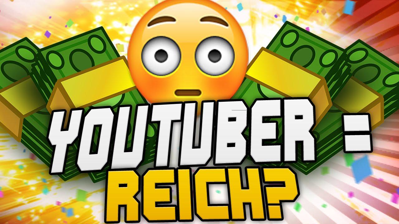 """Download YouTuber sind """"REICH?"""""""