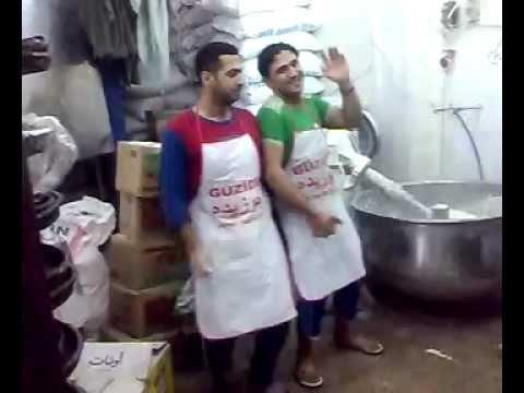 Baking Bread in Iraq