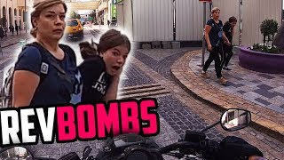Wenn dein Motorrad zu laut ist.. | REVBOMBS in Dubai