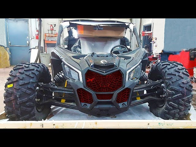 10 MOST INSANE MONSTER OFF-ROAD