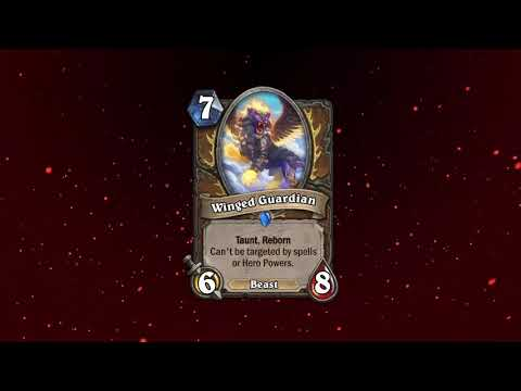 Hearthstone - 8 New Cards Coming In The Upcoming Adventure