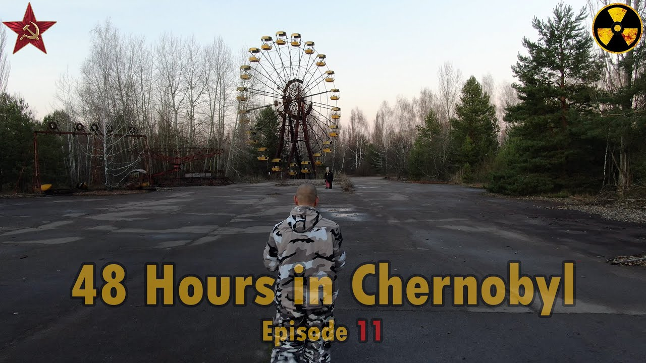 , Epic Drone: Pripyat & Amusement Park | 48 hours in Chernobyl ☭11, My Chernobyl Blog, My Chernobyl Blog