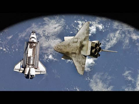 The Backup Space Shuttle - A Rescue Mission that Never Launched