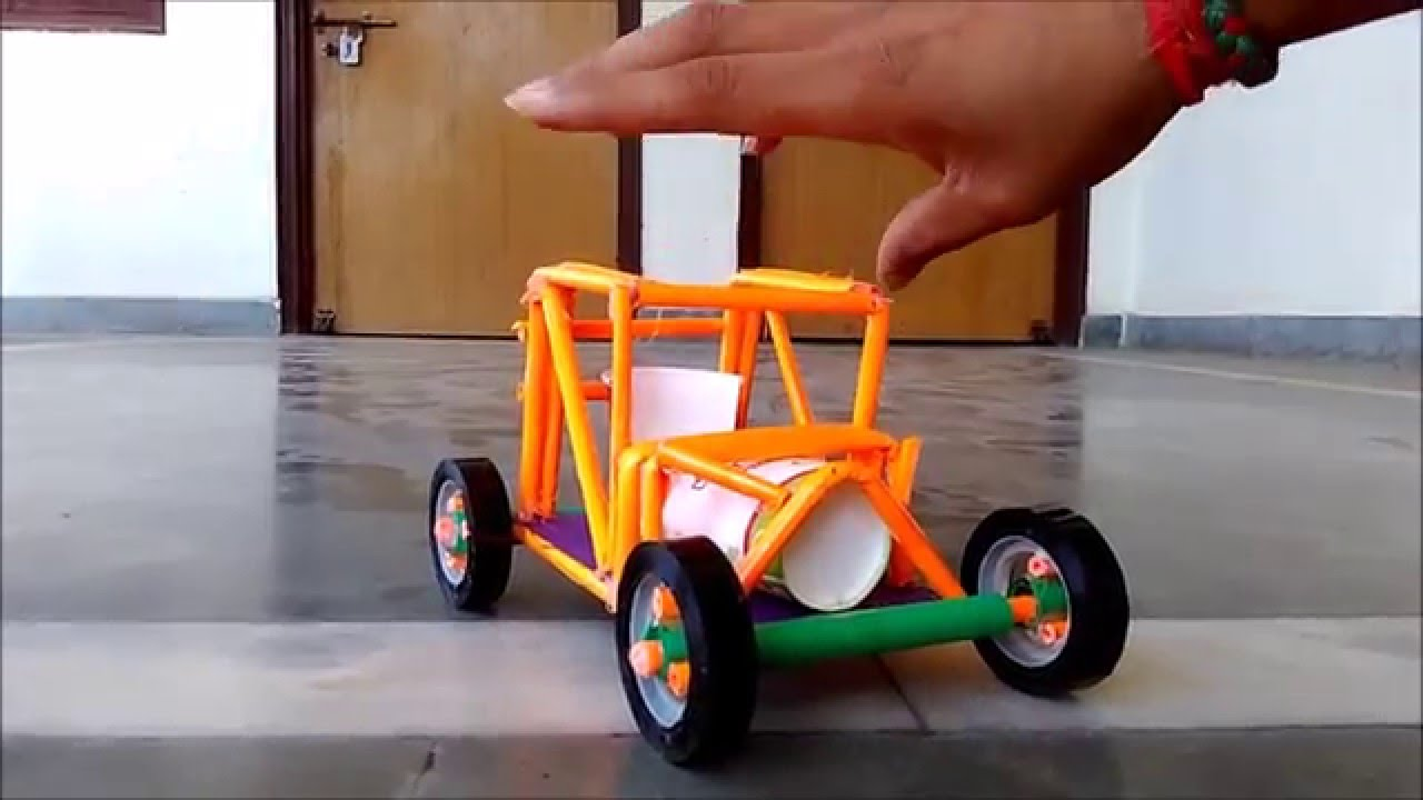 how to make a paper racing car new concept for kids