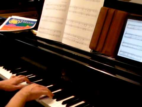 Latin American Music for the Piano – (Mostly at the