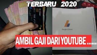 Download Berapa Gaji Youtuber Pemula ?  Yukk Ambil Gaji (Gaji Google Adsense ) Mp3 and Videos