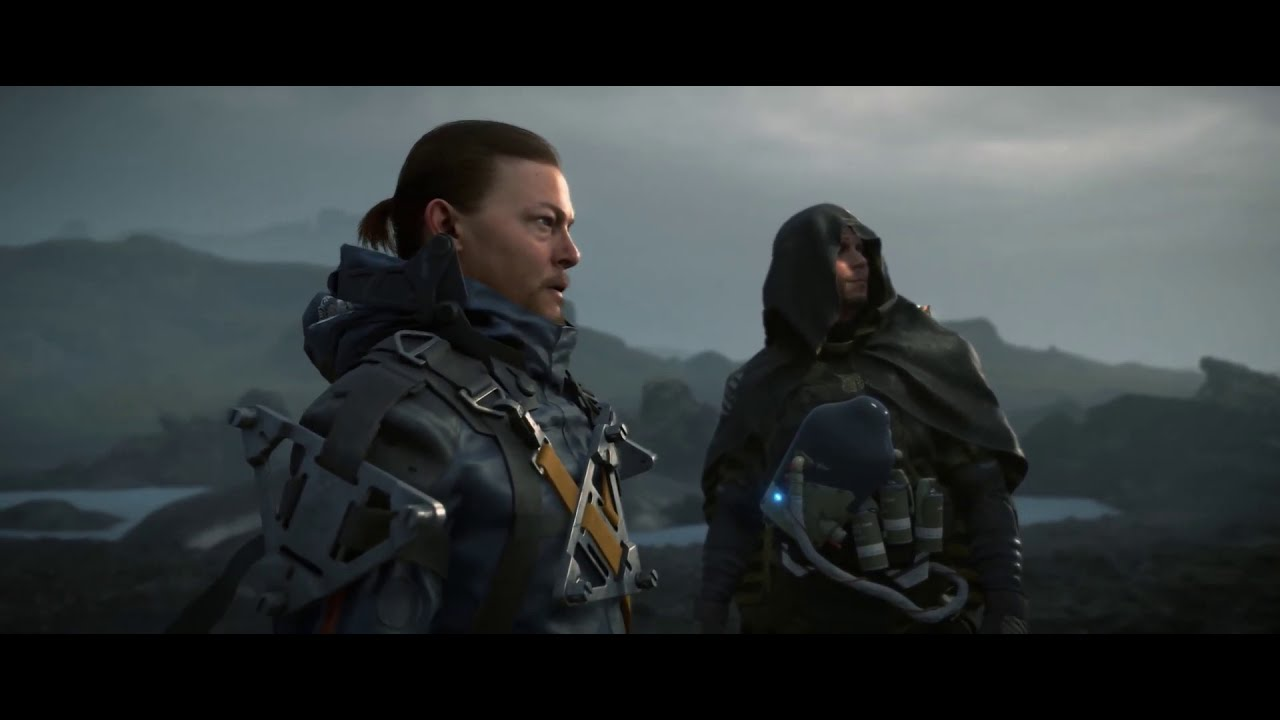 Death Stranding out now on PC! | All Interactive Entertainment
