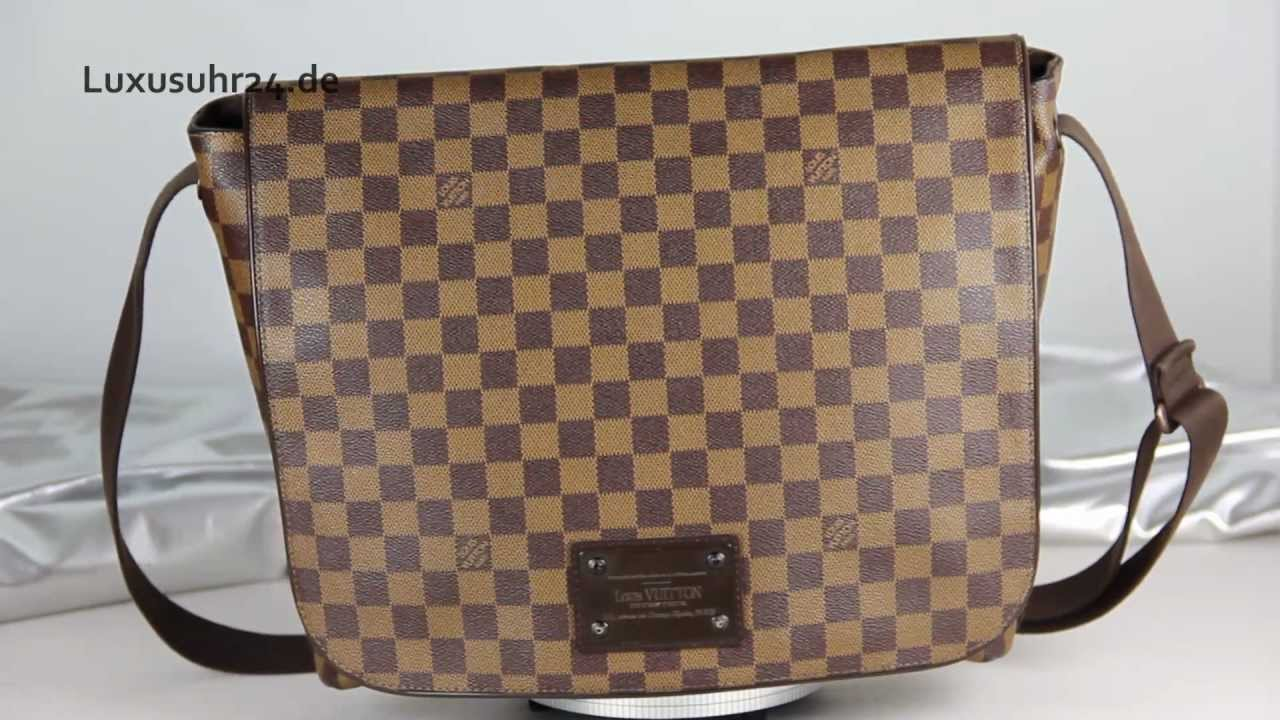48287c64f382 Louis Vuitton Brooklyn GM Luxusuhr24 Ratenkauf ab 20 Euro Monat ...