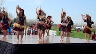 """Cultural Kite Festival - """"Pate Pate"""" Dance"""