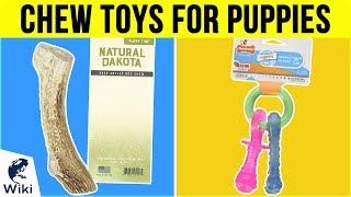 10 Best Chew Toys For Puppies 2019