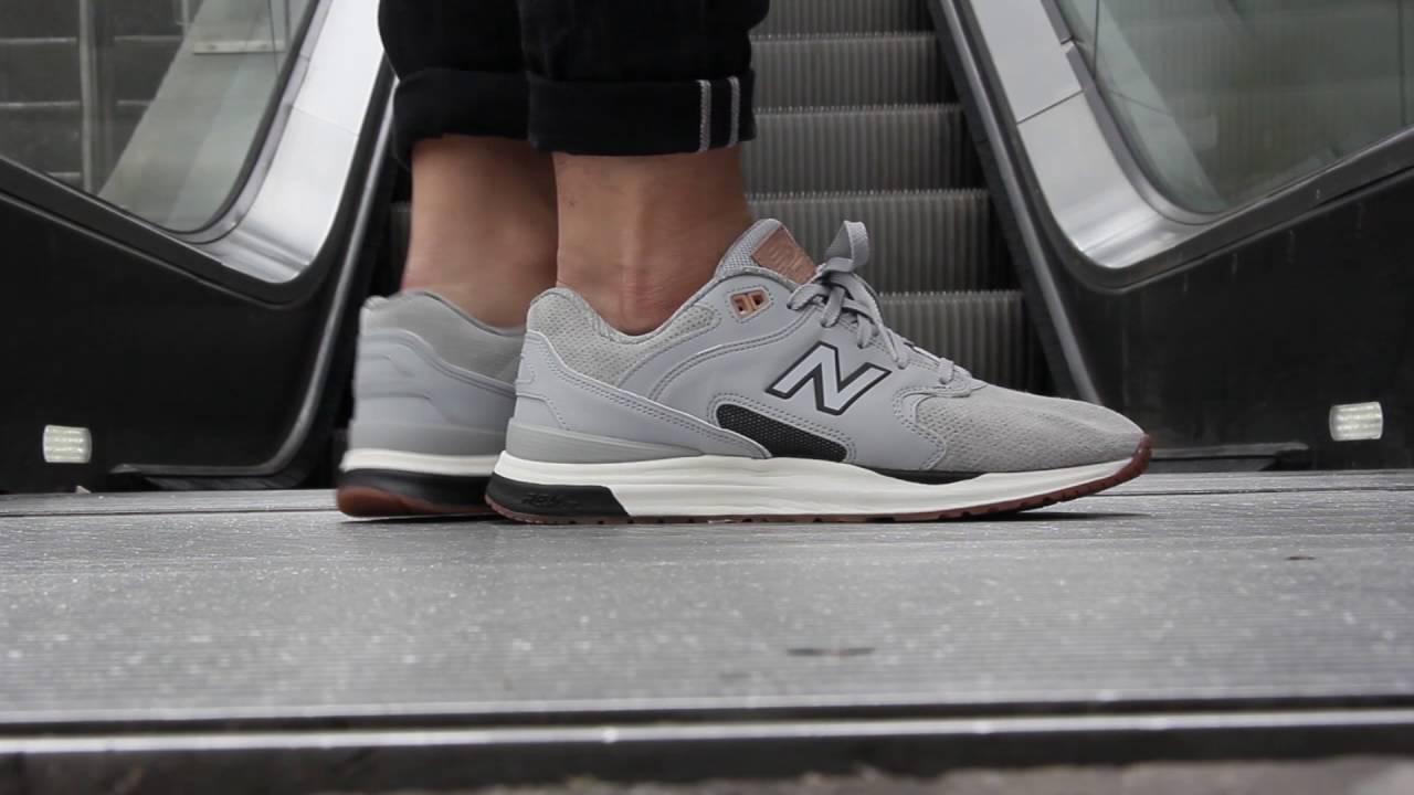 New Balance 1550 Noir