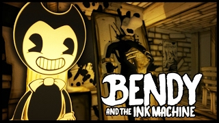 Mickey Mouse Horror ? | Bendy and The Ink Machine !