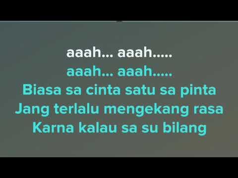 KARAOKE Karna Su Sayang - Dian Sorowea ft Near (Cover Aviwkila) Tanpa Vokal