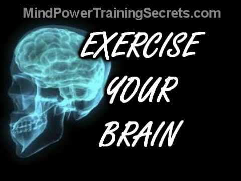 Exercise Your Brain Improve Your Intelligence