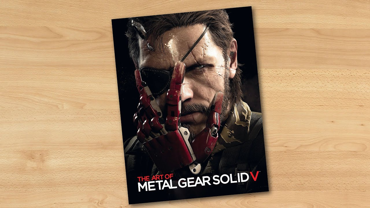the art of metal gear solid v youtube