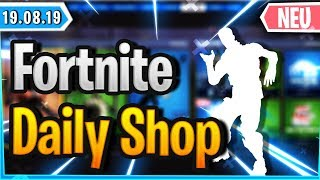 🕺 GOOD DEALS AND A BUG?! 🛒 - Fortnite Daily Shop (19 August 2019)