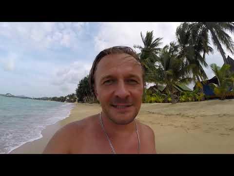 Почта России в Таиланде и пешком по пляжам