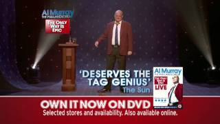 Al Murray - Live TVC Thumbnail