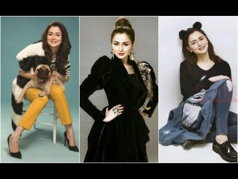 Hania Amir recent Photoshoot for Hello Pakistan
