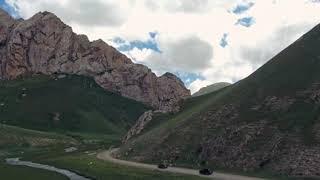 72  Красивейшая природа Киргизии  Уникальные пейзажи высокогорья  Nature of Kyrgyzstan  Мountains