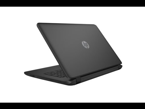 HP Notebook 14-am023nf - Test