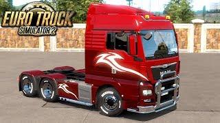 Wstawianie nowych części - Euro Truck Simulator 2 | (#34)