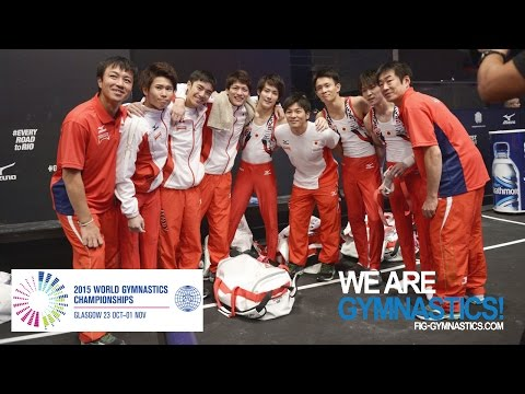 FULL REPLAY: Men's  Team Final - Glasgow 2015 Artistic Worlds - We are Gymnastics !