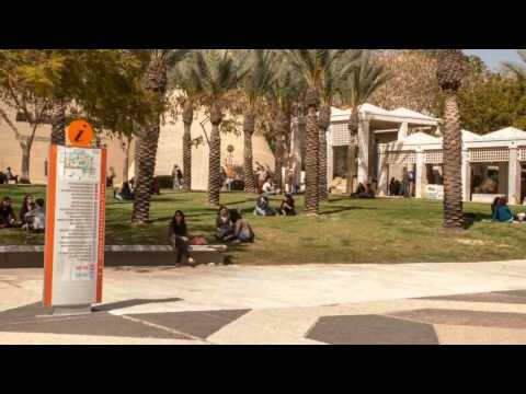 Ben Gurion University of the Negev Passover 2014