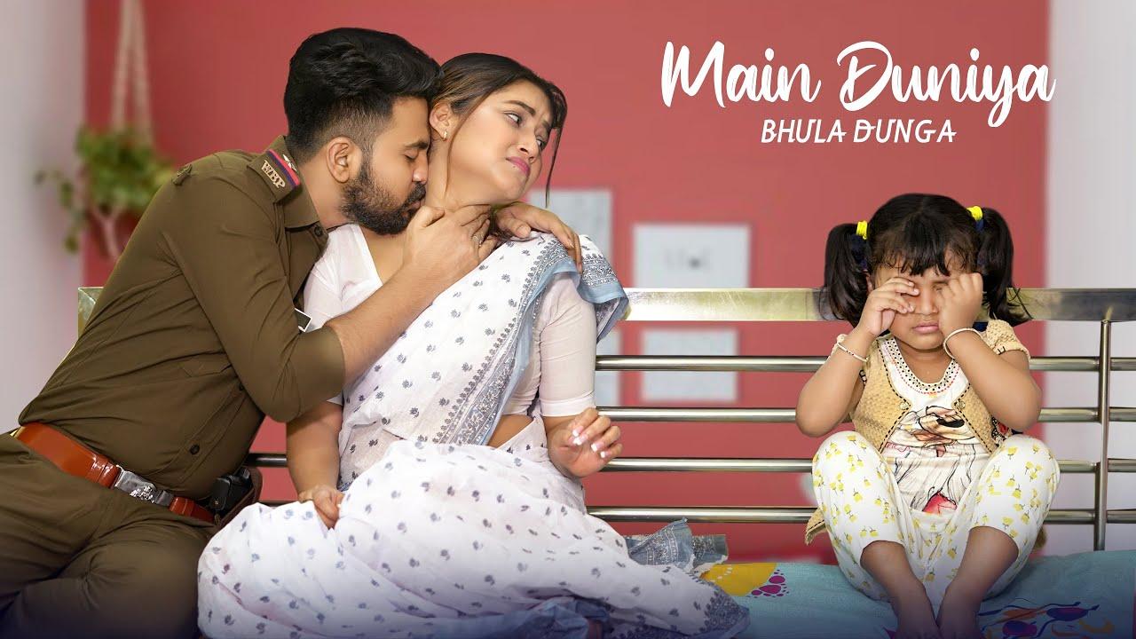 Main Duniya Bhula Dunga   Police Vs Nurse Love Story 2021   Ft. Surya & Tiyasha   Surya Creation
