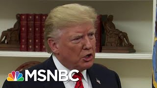 Second Whistleblower Emerges On President Donald Trump And Ukraine | Velshi & Ruhle | MSNBC