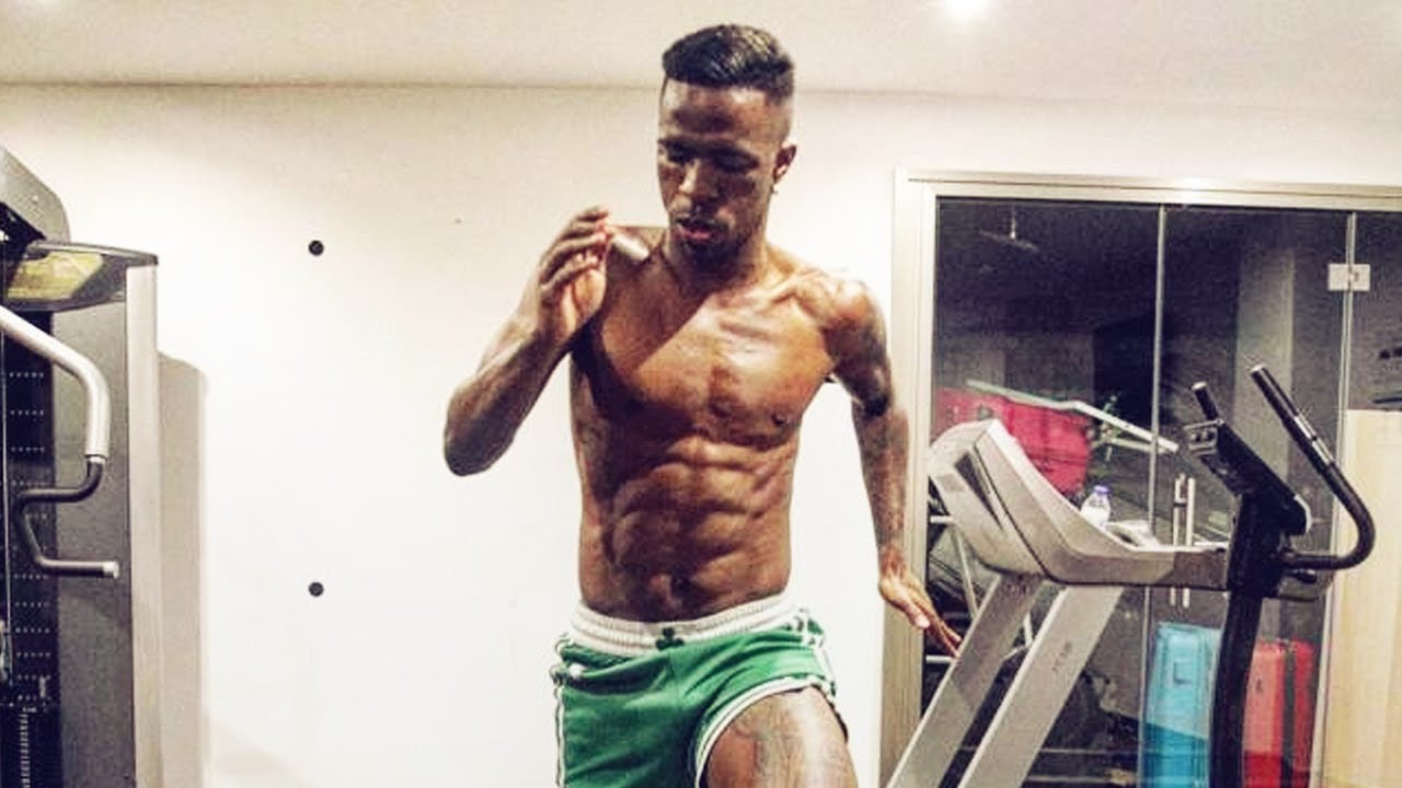 Vinicius Jr Decided To Follow Cristiano Ronaldo S Workout Routine To Become A Beast Oh My Goal Youtube
