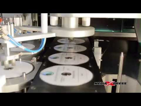 DVD, CD, Blu-Ray Disc Duplication, Replication & Packaging By Mediaxpress