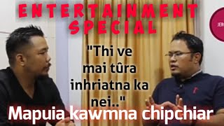 Entertainment Special- |Kohhran Hall-ah Love Song kan sa|H. Rotluanga Kawmna Ep1