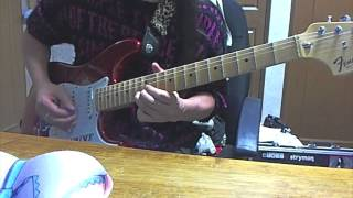(Cover)Overture 1383 - Yngwie Malmsteen