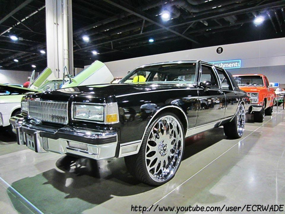Box Chevy Car Show