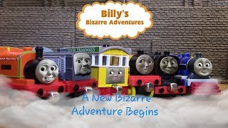 Billy's Bizarre Adventures S2 Ep1 A New Bizarre Adventure Begins