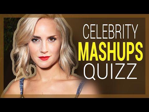 Celebrity Face Mashup Quiz