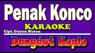 Penak Konco Karaoke Dangdut (Guyon waton)