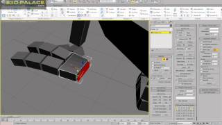 Repeat youtube video Tutorial Creating the Minion from Despicable Me in 3ds Max - 002 creating the skeleton