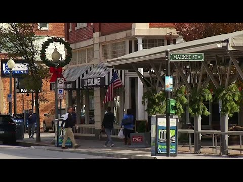Free downtown parking in Roanoke during holidays